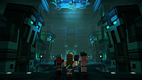 Minecraft: Story Mode- Season 2 screen shot 2