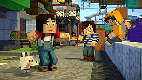 Minecraft: Story Mode- Season 2 screen shot 4