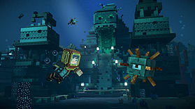 Minecraft: Story Mode- Season 2 screen shot 5