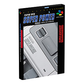 Playing with Super Power: Nintendo SNES Classics Official Collector's Edition GuideBooks