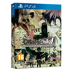 CHAOS;CHILD Limited Edition - Only at GAMEPlayStation 4Cover Art