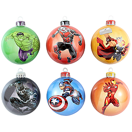 Avengers BaublesClothing and Merchandise