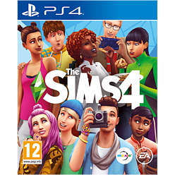 The Sims 4PlayStation 4