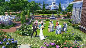 The Sims 4 screen shot 1