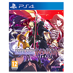 Under the Night In-Birth Exe:Late[st]PlayStation 4Cover Art