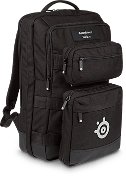Steelseries Targus 17.3 Laptop Backpack (Black/Grey)PC