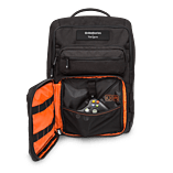 Steelseries Targus 17.3 Laptop Backpack (Black/Grey) screen shot 3