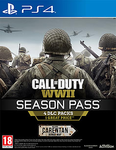 Call of Duty: WWII Season Pass PlayStation 4
