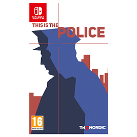 This Is The Police for Nintendo Switch - also available on PS4