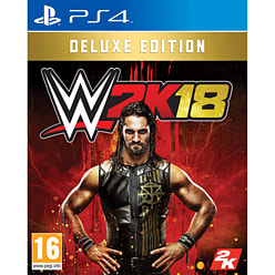 WWE 2K18 Deluxe EditionPlayStation 4