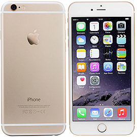 Apple iPhone 6 Plus 16GB Gold - Unlocked (Grade A)Phones