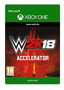 WWE 2K18: Accelerator for XBOX ONE