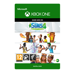 The Sims 4 Deluxe Party UpgradeXbox One