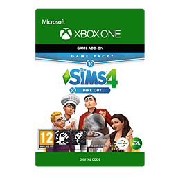 The Sims 4 Dine OutXbox One