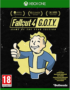 Fallout 4 Game of The Year EditionXbox One