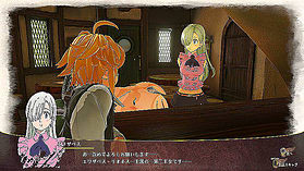 The Seven Deadly Sins: Knights of Britannia screen shot 2