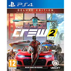 The Crew 2 Deluxe EditionPlayStation 4
