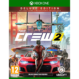 The Crew 2 Deluxe EditionXbox One
