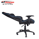GT Omega PRO Racing Office chair Black Next Blue leather screen shot 10