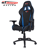 GT Omega PRO Racing Office chair Black Next Blue leather screen shot 6