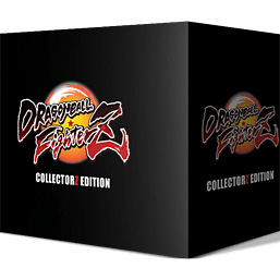 Dragon Ball FighterZ Collectorz EditionXbox OneCover Art
