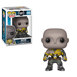 POP! Vinyl: Ready Player One: AechScaled Models