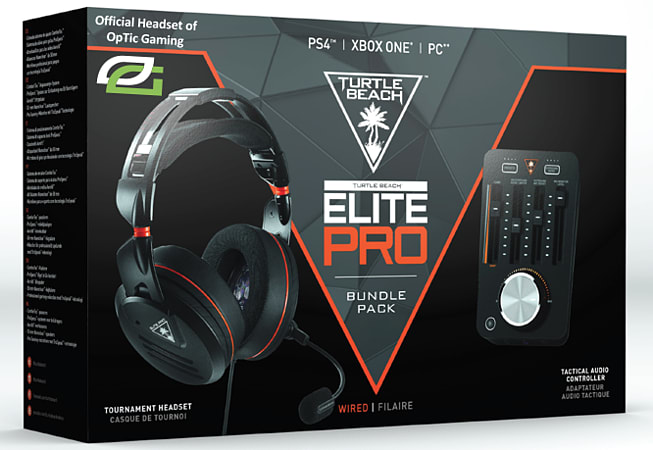 Buy Turtle Beach Elite Pro Tournament Gaming Headset Tactical