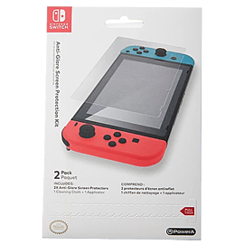 Nintendo Switch Anti-Glare Screen Protection Kit for Switch