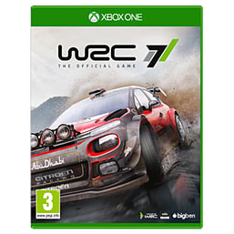 WRC 7Xbox OneCover Art