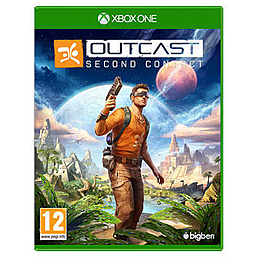 Outcast- Second ContactXbox OneCover Art