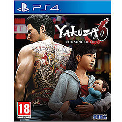 Yakuza 6 The Song of LifePlayStation 4