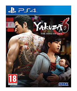 Yakuza 6 The Song of Life After Hours Premium EditionPlayStation 4Cover Art
