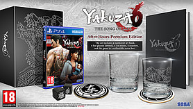 Yakuza 6 The Song of Life After Hours Premium Edition screen shot 1