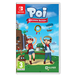 Poi Explorer EditionSwitchCover Art