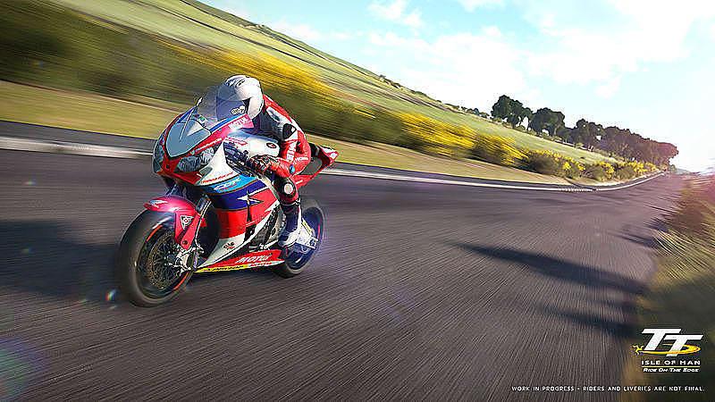 Αποτέλεσμα εικόνας για TT Isle of Man: Ride on the Edge