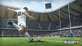 RUGBY 18 screen shot 2