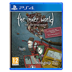 The Inner World: The Last Wind Monk for PS4