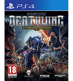 Spacehulk Deathwing Enhanced EditionPlayStation 4