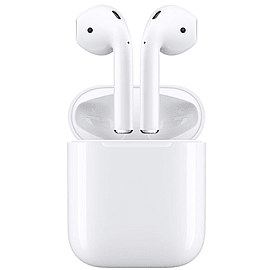 Apple AirPods Wireless Bluetooth Headphones - WhitePhones