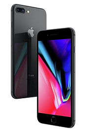 Apple iPhone 8 Plus 256Gb Space Grey - Sim Free (Refurbished)Phones