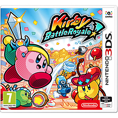 Kirby Battle Royale2DS/3DS