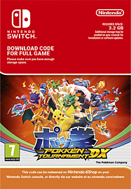 Pokken Tournament DX - DownloadSwitch