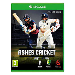 Ashes CricketXbox OneCover Art