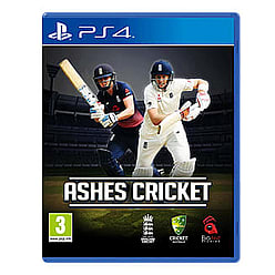 Ashes CricketPlayStation 4Cover Art