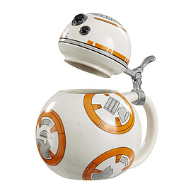 Star Wars Signature Stein with Lid: BB-8Home - Tableware