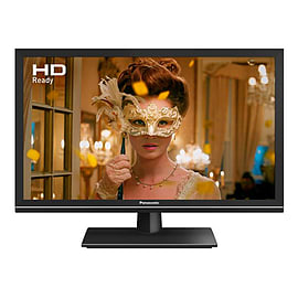 "Panasonic TX24ES500B 24"" HD Ready Smart LED TV with Freeview Play in BlackTV and Home Cinema"