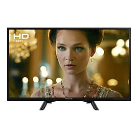 "Panasonic TX32ES400 32"" Smart HD Ready LED TV with A Energy Rating in BlackTV and Home Cinema"