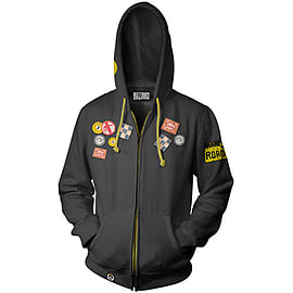 Overwatch Hoodie Roadhog (X Large)Clothing and Merchandise