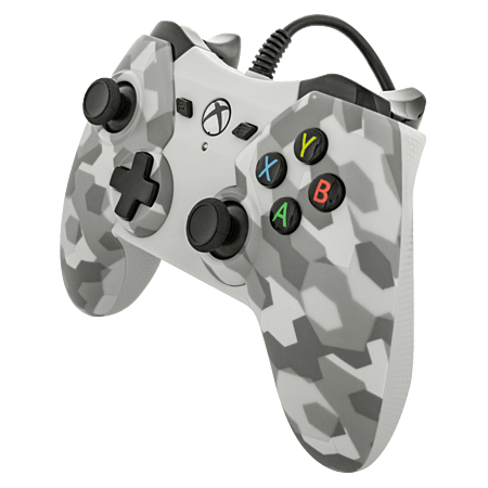 Buy PowerA Wired Controller for Xbox One - Camo Series - Only at ...