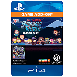 South Park: The Fractured But Whole Season PassPlayStation 4